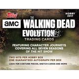 2017 The Walking Dead Evolution