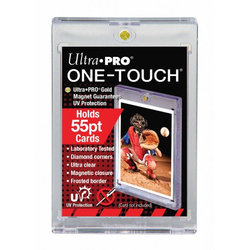 Ultra·Pro One Touch 55pt 卡砖 #81909