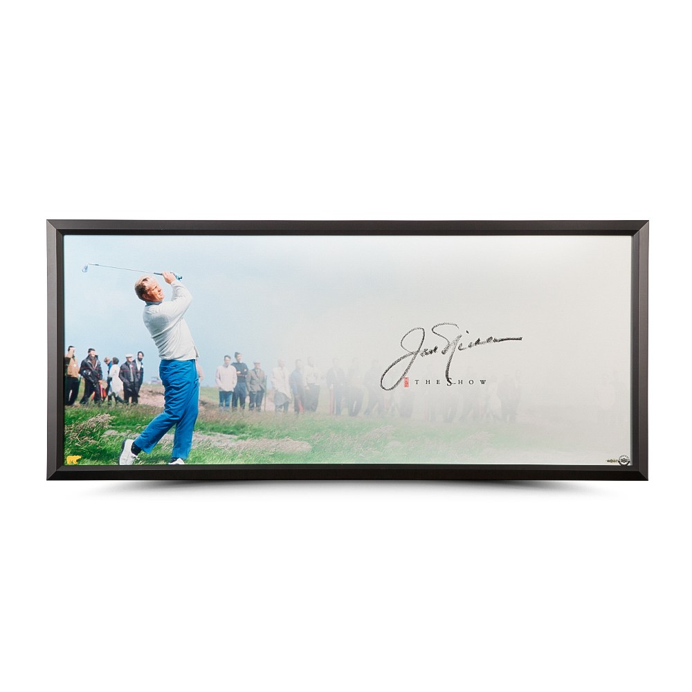 """JACK NICKLAUS THE SHOW """"THE DRIVE"""""""