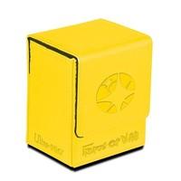 Ultra·Pro FOW 皮质牌盒 光明魔法石 #84699