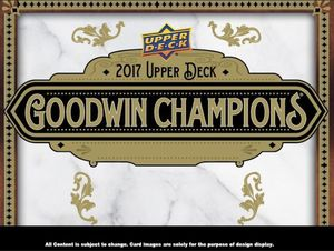2017 Uooer Deck Goodwin