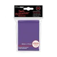 Ultra·Pro 纯色磨砂牌套 紫色 50张 尺寸66mmx91mm #82676