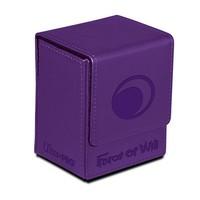 Ultra·Pro FOW 皮质牌盒 黑暗魔法石 #84703