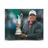 RORY MCILROY SIGNED 143RD OPEN CHAMPIONSHIP 16 X 20