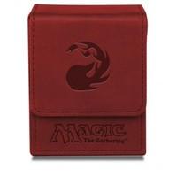 Ultra·Pro 新材质 红色法术力牌盒 #86109