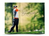 RORY MCILROY AUTOGRAPHED DRIVEN PHOTO