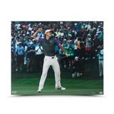 RORY MCILROY SIGNED MAGIC MOMENT 2014 PGA 16 X 20