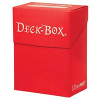 Ultra·Pro 多彩牌盒 红色 #81452