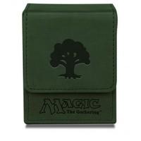 Ultra·Pro 新材质 绿色法术力牌盒 #86110
