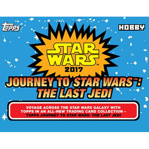 2017 Topps Star Wars Journey To Episode 8