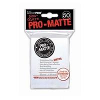 Ultra·Pro 纯色双面磨砂牌套 白色 50张 尺寸66mmx91mm #82651