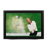 "JACK NICKLAUS ""SAND TRAP"" BREAKING THROUGH"