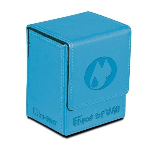 Ultra·Pro FOW 皮质牌盒 水魔法石 #84701