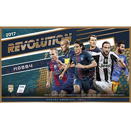 2017 PANINI Revolution SC