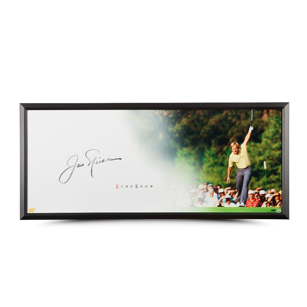 """JACK NICKLAUS THE SHOW """"THE PUTT"""""""