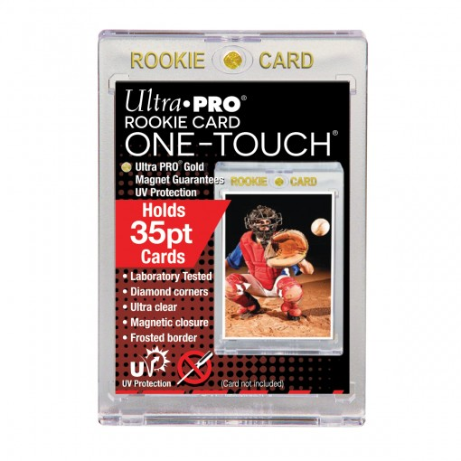Ultra·Pro One Touch 35pt 新秀卡砖 #85266