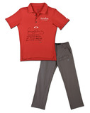 RORY MCILROY SIGNED & INSCRIBED 2012 GAME USED PGA CHAMPIONSHIP FINAL ROUND SET