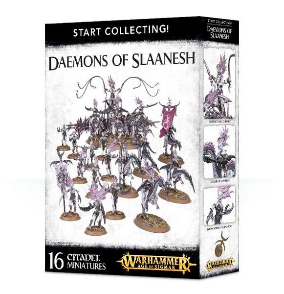 DAEMONS OF SLAANESH