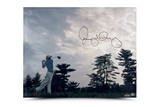 RORY MCILROY AUTOGRAPHED INTO THE HORIZON PICTURE
