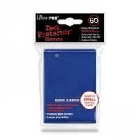Ultra·Pro 纯色牌套 蓝色 60张 小尺寸62mmx89mm #82965