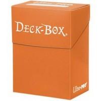 Ultra·Pro 多彩牌盒 橙色 #82478