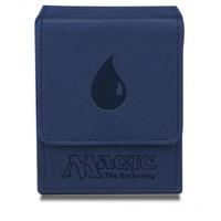 Ultra·Pro 新材质 蓝色法术力牌盒 #86107